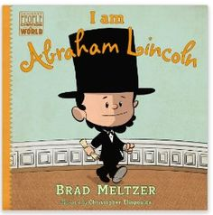 Biography All about Abraham Lincoln, this book provides many important facts about the life of this important man. This would also be a good book to use as an addition to teaching on President's day.