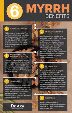 10 Proven Myrrh Oil Benefits