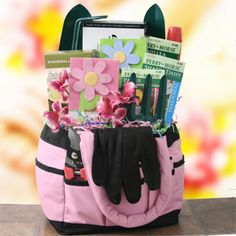 Bless My Bloomers   Gardening Gift Basket