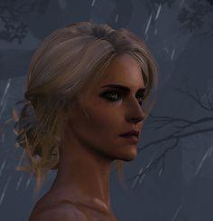 Witcher 3 Art, Ciri Witcher, Witcher 3 Wild Hunt, Geralt Of Rivia, The Witcher 3, Skyfall, Gustav Klimt, Book Illustration, Videogames