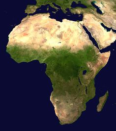We've just begun studying Africa in my ELL Geography class. I'm adding these videos to A Beginning List Of The Best Geography Sites For Learning About Africa: Vue Satellite, Satellite Picture, New Balance For Men, Les Nations Unies, Book Of Exodus, Africa Continent, African Union, Les Continents, Out Of Africa
