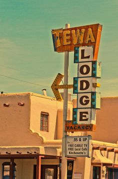 vintage signs everywhere: albuquerque