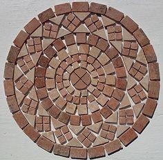 Mosaic Tile Art, Mosaic Diy, Mosaic Crafts, Mosaic Projects, Mosaic Glass, Mosaic Furniture, Diy Furniture Easy, Pebble Stone, Style Tile
