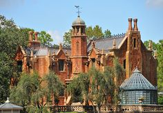Haunted Mansion (WDW)