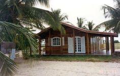 Existem inúmeros modelos de casas pré fabricadas de madeira, podendo...