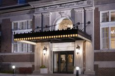 The George Washington Hotel - A Wyndham Grand Hotel