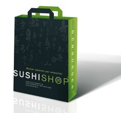 SUSHISHOP by binomi creatividad , via Behance