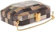 ShopStyle: Rocio 'Delphina' clutch