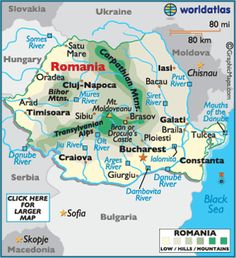 map of Romania which has the castle up for sale. Lets buy it Jason Paul Welsh great adventure for all of us!!