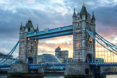 London Tower Bridge Sunset by Ali Erturk on 500px