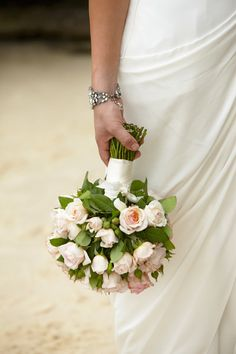 Natural pink bouquet  Milk & Honey photography