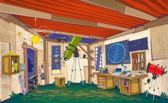 #Galactic Starveyors #Lifeway VBS 2017 Decoration Ideas