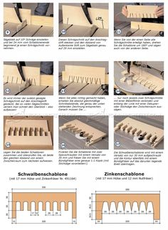 #656 Shopmade Multi-Joint Jig - Joinery