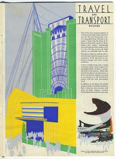 Chicago World's Fair Memorabilia: A Century Of Progress, 1933-34