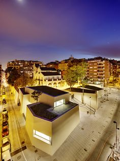Biblioteca Joan Maragall,© Ariel Ramirez