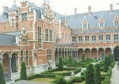 Mechele Palace in Belgium - Anne Boleyn's home 1513-1514
