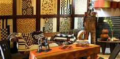 Conventional Ethnic Arts Craft Grow To Be Home Decor Interior ...