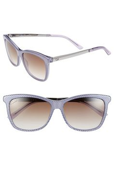 Gucci 56mm Retro Sunglasses available at  Nordstrom Retro Sunglasses, Dream  Closets, Gucci 744ebd9613ef