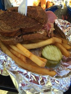 Top ten Reuben places in Nebraska - most in Omaha and Lincoln