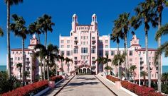 Loews Don CeSar Hotel: On St. Pete Beach, Loews Don CeSar Hotel has a historic facade but a laidback vibe.