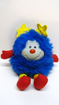 Love these guys! I loved Rainbow Brite so much! I used to have one of these! All of a sudden I miss him.