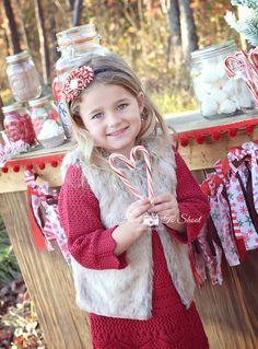 Hot Cocoa Stand Mini, Christmas Session, Christmas Minis