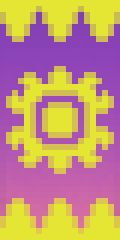 The Minecraft Tangled (Rapunzel) - Sun symbol banner Banner was contributed by isical. Plans Minecraft, Minecraft Tutorial, Minecraft Blueprints, Minecraft Creations, Minecraft Designs, Minecraft Stuff, Mine Minecraft, Minecraft Modern, Minecraft Banner Patterns