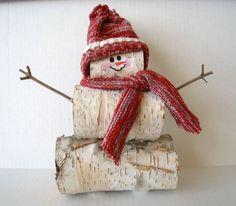 20 idées déco de Noel en bois! Laissez-vous inspirer…
