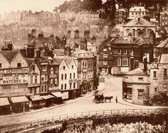 City Centre 1880s.