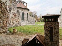 két északi parti templomrom, Balatonfűzfő