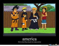 anime rules   Amerca Cant Make Anime