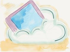 Part 18 - My life in the cloud thanks to the iPad