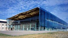 Médiathèque de Troyes #architecture #design