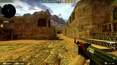 CS:S/CS 1.6 nostalgia conversion mod now available in NA and the EU!