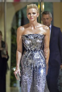 """Princess Charlene of Monaco arrives at the 69th """"M…"""