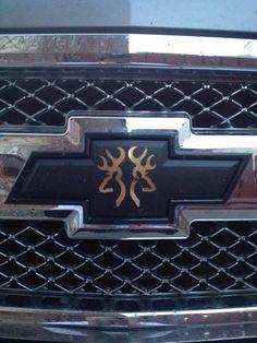 Cool Chevy Emblem