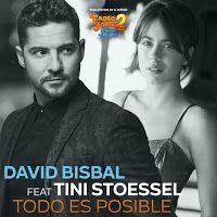 "RADIO   CORAZÓN  MUSICAL  TV: DAVID BISBAL PRESENTA ""TODO ES POSIBLE"" FEAT. TINI..."