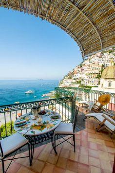 Hotel Buca di Bacco - Positano: le camere dell'albergo.