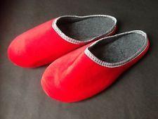 Women Ladies felt slippers mules size UK 5 6 7 / EU 38 39 40 Felt Slippers, Uk 5, Baby Shoes, Lady, Shopping, Women, Fashion, Self, Felted Slippers