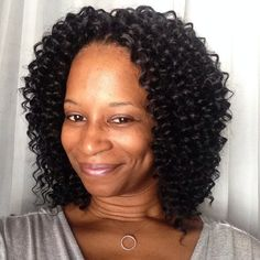 Crochet braid style ideas on Pinterest Crochet Braids, Marley Hair ...