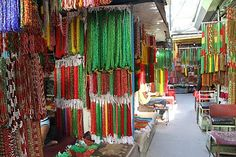 Indra Chowk ancient bead market