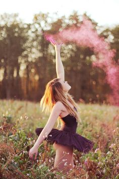 Who doesn't rock a tutu with their Fanny hanging out... throwing magic potion in the air? What?