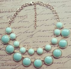Anthropologie Inspired Statement Necklace Chunky by VivaLaJewel, $25.00