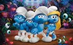 WALLPAPERS HD: Smurfs The Lost Village