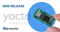 Variscite is pleased to inform about the new Yocto Pyro release for our DART-6UL Modules.