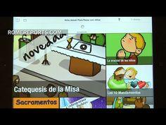 New app helps children pray in a easy way