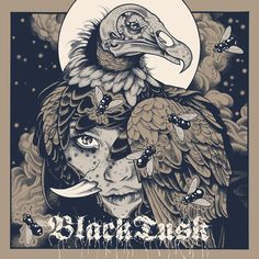 Black Tusk - Vulture's (2014)