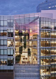 Massachusetts General Hospital - The Lunder Building; Boston / NBBJ