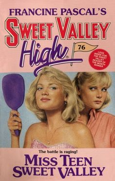 The Sweet Valley High Twins!