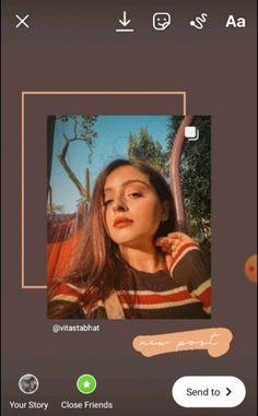 Instagram Story Filters, Instagram Design, Insta Instagram, Instagram Story Ideas, Instagram Accounts, Creative Instagram Photo Ideas, Ideas For Instagram Photos, Creative Selfie Ideas, Insta Ideas
